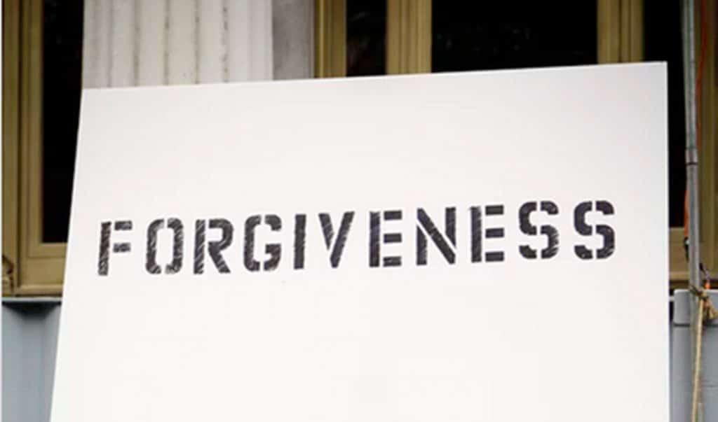 Forgiveness is not that simple but for your sake you need to forgive.