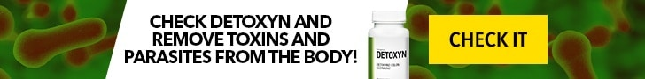 Detoxyn is a multi-ingredient food supplement.