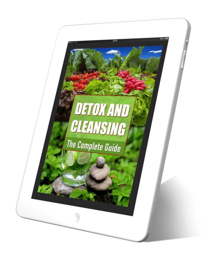 Get your Detox and Cleansing Report