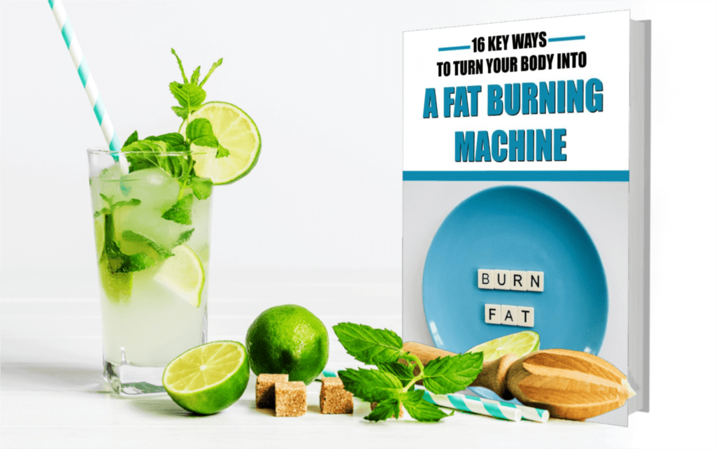 Turn Your Body into a Fat Burning Machine