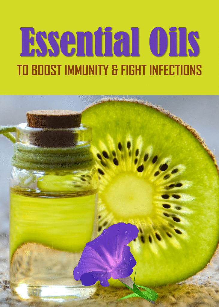 Immunity Oils Fight Infection