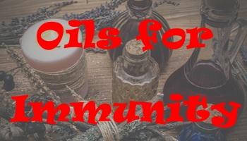 Natural Oils for Immunity